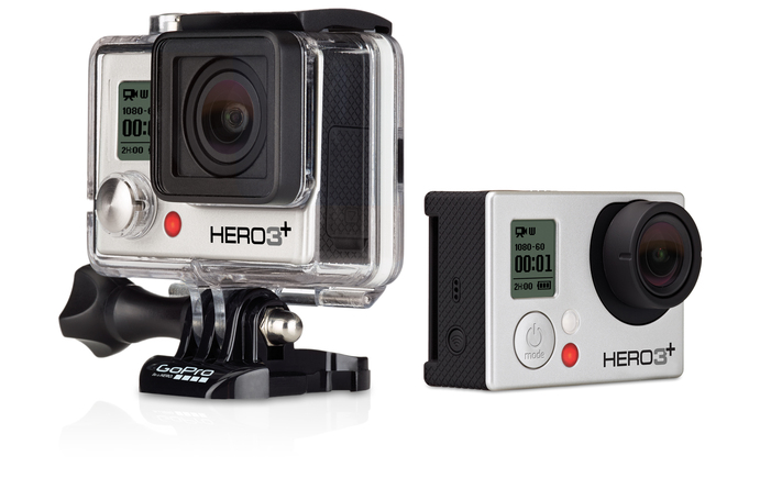 Camera Thể tHao Gopro Hero 3+ Black Edition