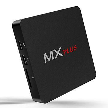 Android TV Box MX Plus Quad Core Amlogic S905 1G / 8G ROM