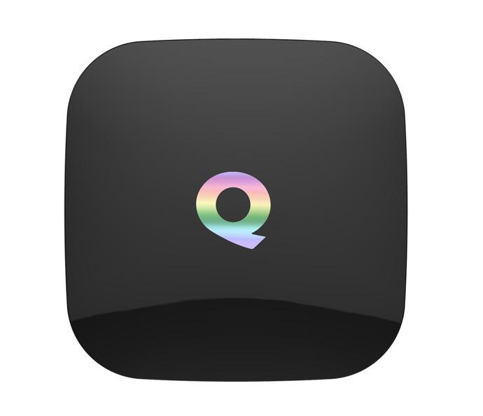 ANDROID TV BOX Q-BOX, Lõi 8 S905, Ram 2Gb, Rom 16 Gb