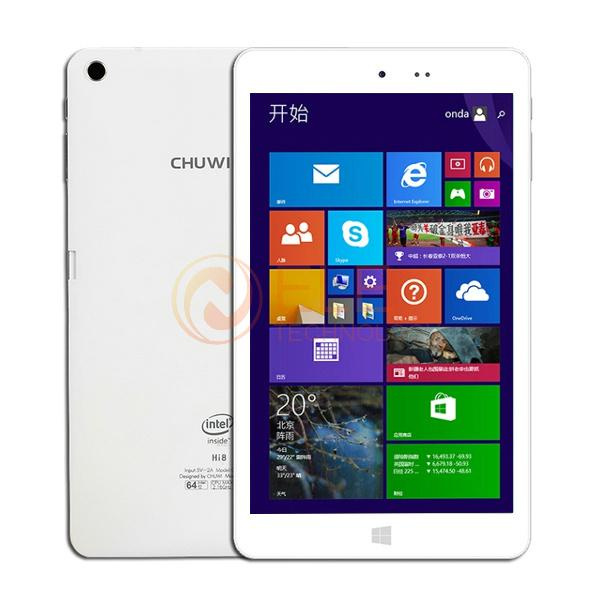 Máy tính bảng Chuwi Hi8 Pro Tablet PC Windows10 + Android5.1