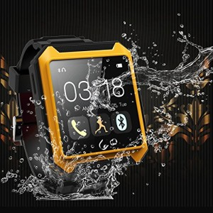 Đồng Hồ Yellow Smart Watch
