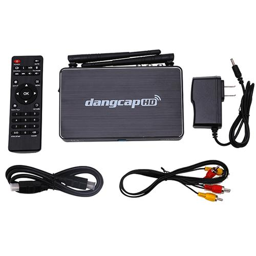 Android Box TV DangcapHD H1