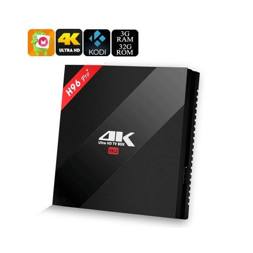 Android Box TV H96 Pro+