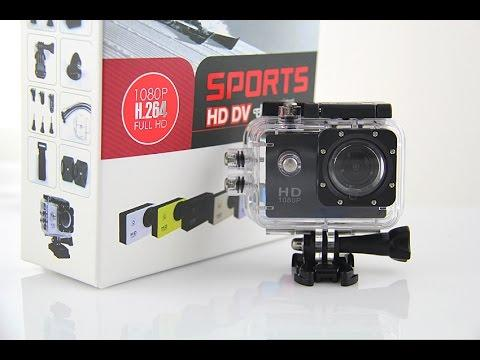 Camera SJ4000 SPORTS HD DV 12MP 1080p H.264 Full HD Action Cam
