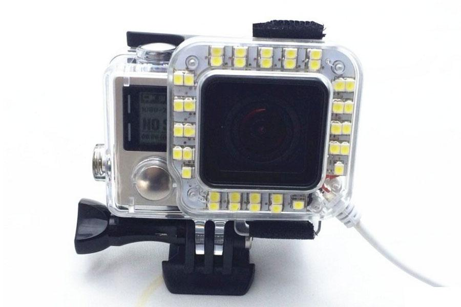Đèn Flash Gopro GP307