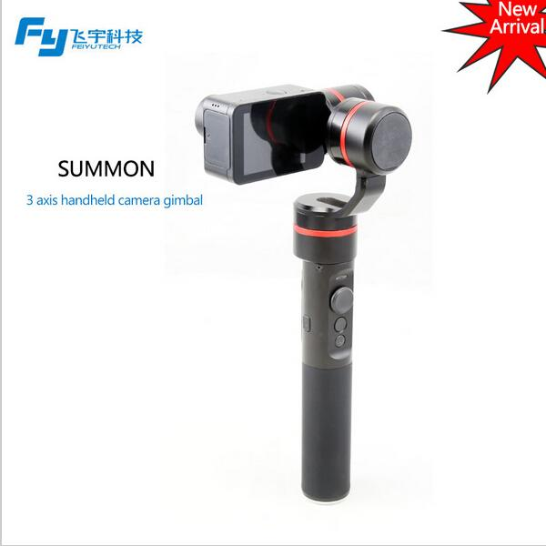 Gimbal FY-SUMMON  4k Cho camera quay video 360 độ