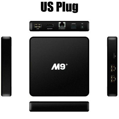 Android TV Box M9+ Amlogic S905 Android 5.1 Quad Core Bluetooth 4.0
