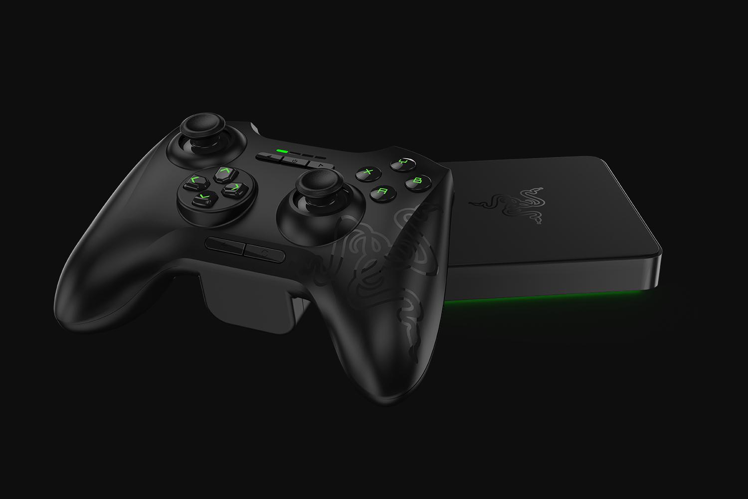 Máy chơi game Razer Forge TV Bundle