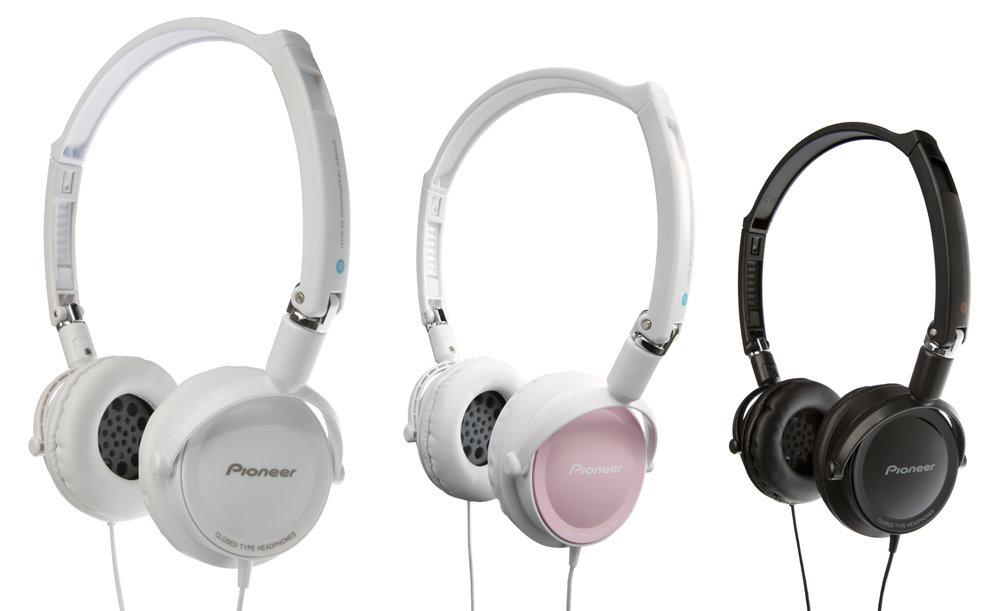 Tai nghe Headphone Pioneer SE-MJ21