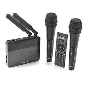 SkyboxTv CS4K Quad Core, Karaoke, Webcam 5.0 MP